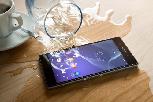 Sony now backtracking on phones' underwater prowess