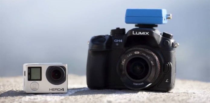 SteadXP stabilizes images and video on almost all cameras
