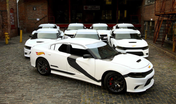 XXX seen at Hot Wheels Takes Over NYC at Art Factory on Thursday, September 3, 2015, in Paterson, NJ (Photo by Andy Kropa/Invision for Mattel/AP Images)