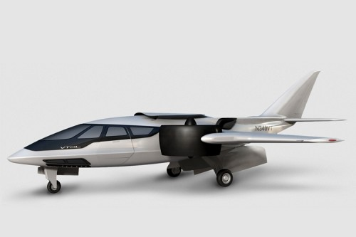 TriFan 600 Plane Can Take Off And Land Vertically