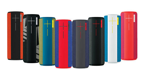 UE BOOM 2 speaker boosts volume, range and ruggedness