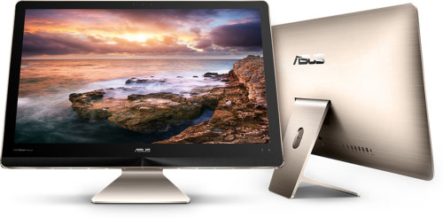 ASUS Zen AIO S Series combines premium style with GeForce GTX 960M power