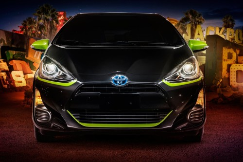 Toyota Prius c Persona Series is limited to 1500 units