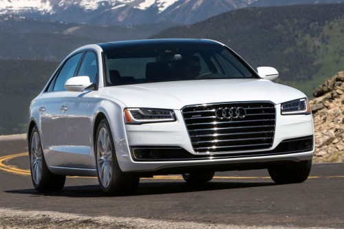 2016 Audi A8 L 4.0T Sport packs 450hp twin turbo V8