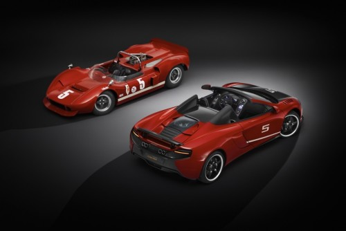 McLaren 650S Can-Am limited edition honors 50th anniversary