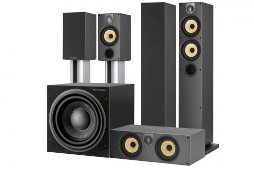 Bowers & Wilkins 684 Theatre review