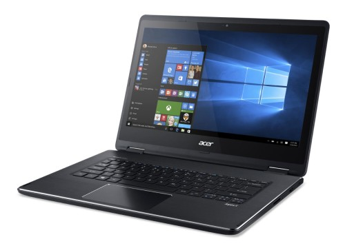 Acer reveals a new generation of Windows 10 powered PCs