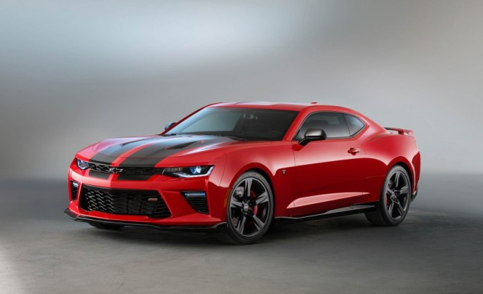 Chevrolet-Camaro-SS-Red-Black-Accent-Package-concepts