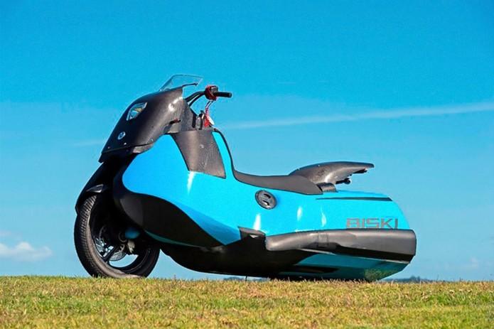 Gibbs Biski Is The Motorcycle And Jet Ski Hybrid The World Deserves