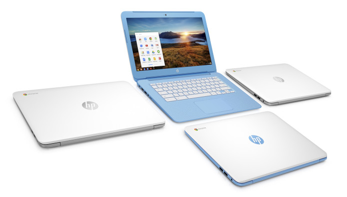 HP Chromebook 14 offers Chrome OS with 9hr+ battery