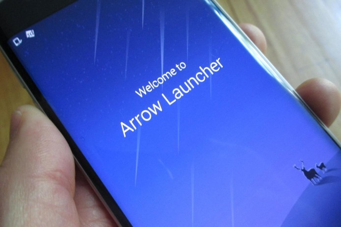 Arrow: First impressions of Microsoft's Android launcher