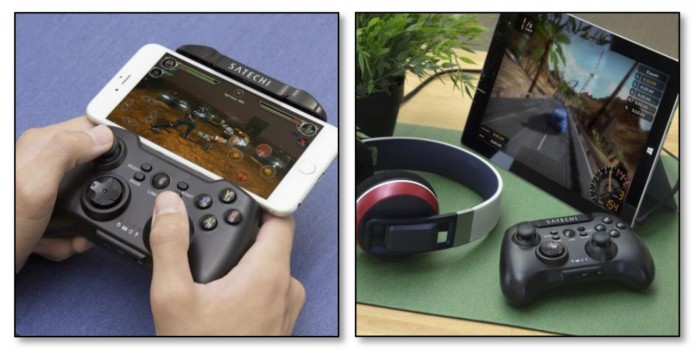 Satechi Wireless Gamepad for mobile devices now available