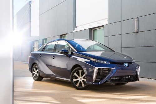 5 Brand New Toyota Vehicles to Buy in 2016