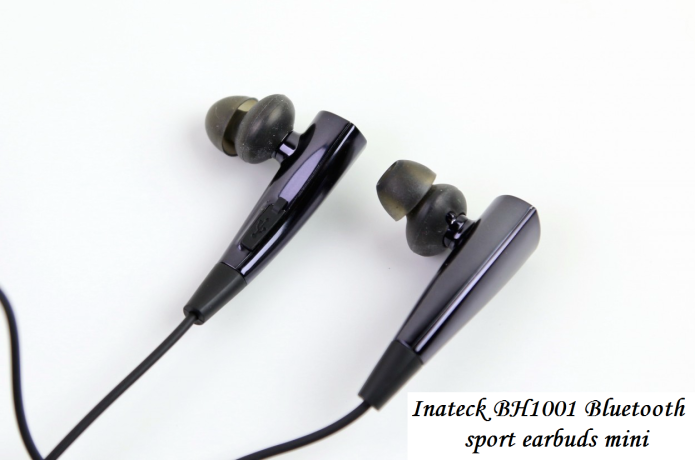 inateck bh1001 bluetooth sport earbuds mini review gearopen. Black Bedroom Furniture Sets. Home Design Ideas