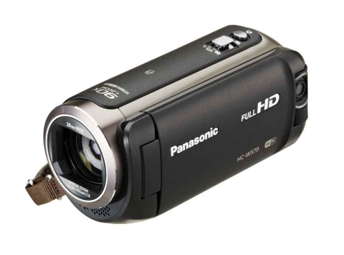 Panasonic HC-W570 review