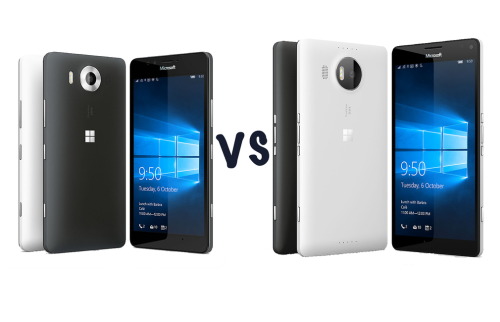 Microsoft Lumia 950 vs Lumia 950 XL: What's the difference between Lumia 950 & 950 XL?