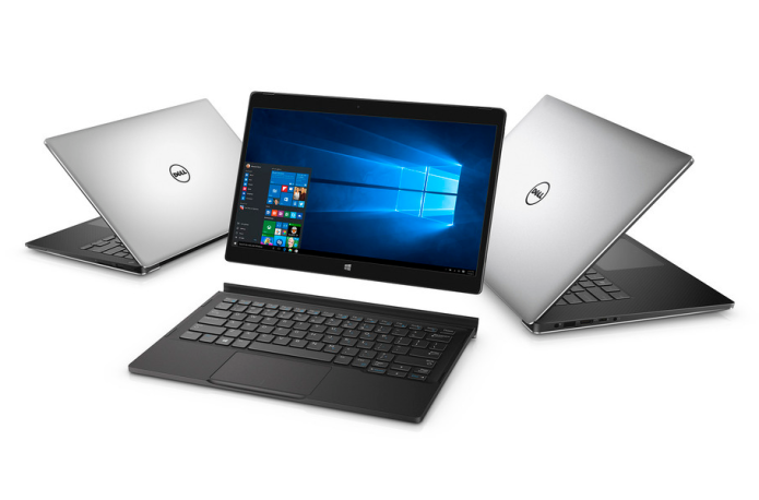 Dell's new XPS series includes XPS 15, 13, and 12 2-in-1