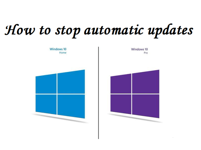 How to stop automatic updates in Windows 10 Home and Windows 10 Professional: Prevent forced updates installing on your PC