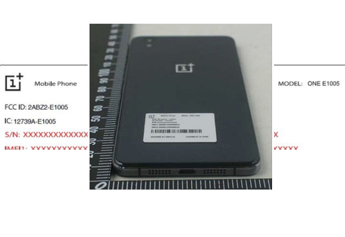 "OnePlus ""E"" appears at FCC in photos"