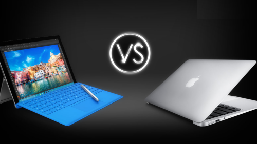 Surface Book vs MacBook Pro: Microsoft calls out Apple