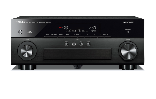 Yamaha RX-A850 review