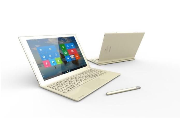 Toshiba dynaPad 2-in-1 puts Wacom back in the spotlight