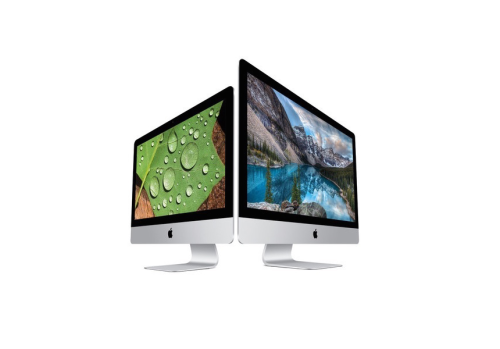 Apple debuts 21.5-inch Retina iMac, new Magic Mouse, Trackpad, Keyboard