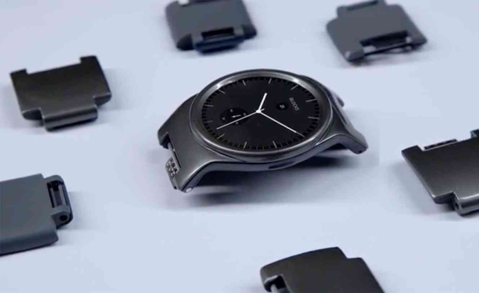 Blocks Modular Smartwatch blasts Kickstarter goal with wacky wearable