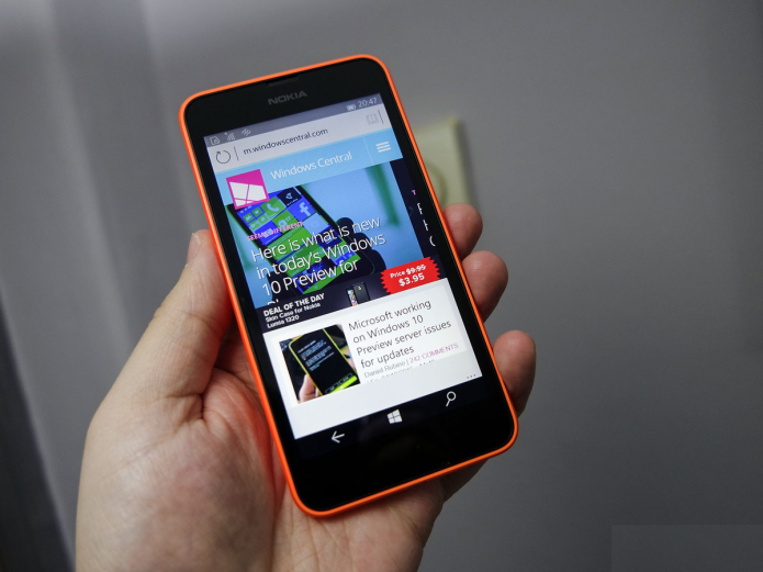 Microsoft to push Windows 10 Mobile updates direct to users