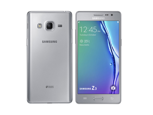 Samsung Z3 lands in India packing Tizen OS