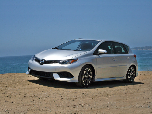 2016 Scion iM Review