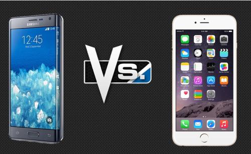 Apple iPhone 6s Plus vs. Samsung Galaxy S6 edge+