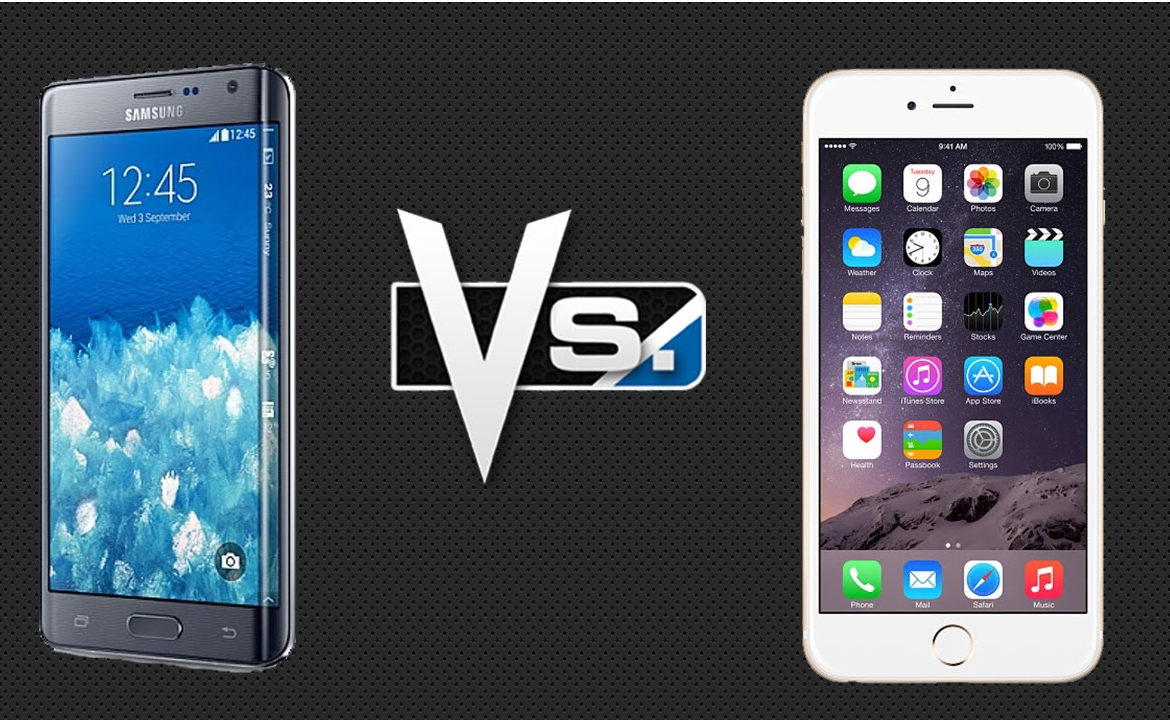 Apple iPhone 6s Plus vs. Samsung Galaxy S6 edge+