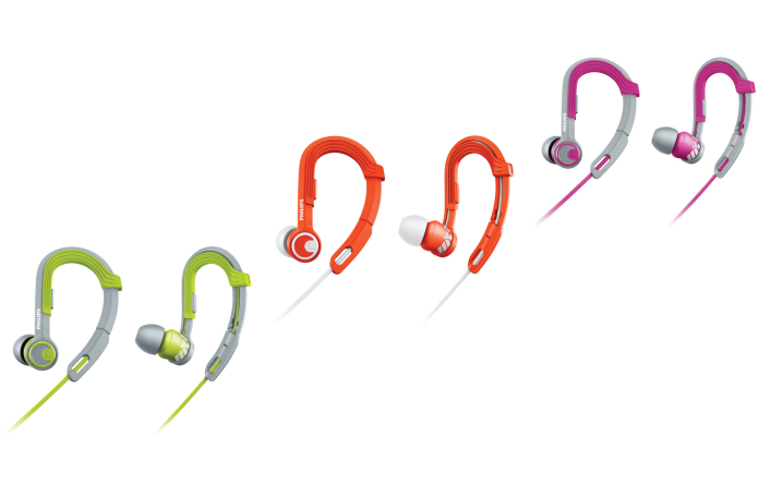 Philips ActionFit Sport Earhooks review: Sports headphones which stay in place