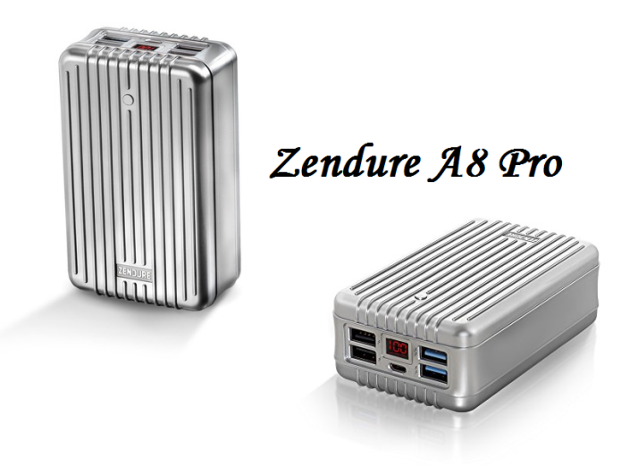Zendure A8 Pro power bank review: Feature-loaded and sky-high in capacity