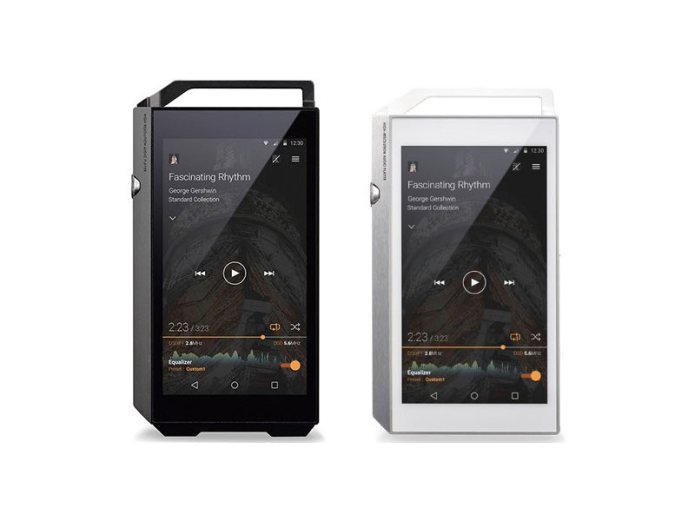 Pioneer XDP-100R is another hi-res portable music player