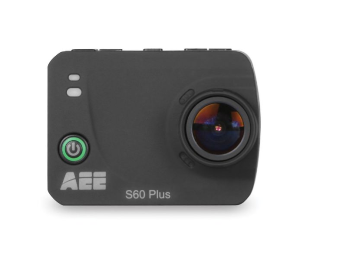 AEE S60 Plus action cam shoots FHD video, 16MP stills