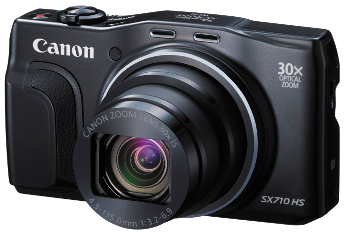 Canon PowerShot SX710 HS Digital Camera Review