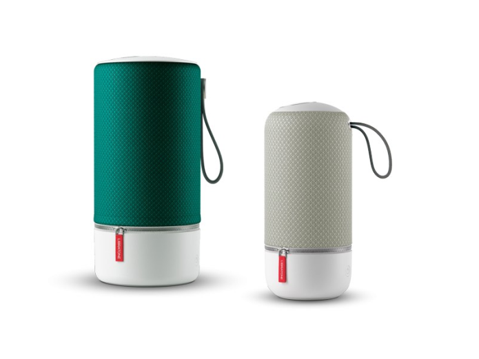 Libratone Zipp and Zipp mini speakers have WiFi and Bluetooth