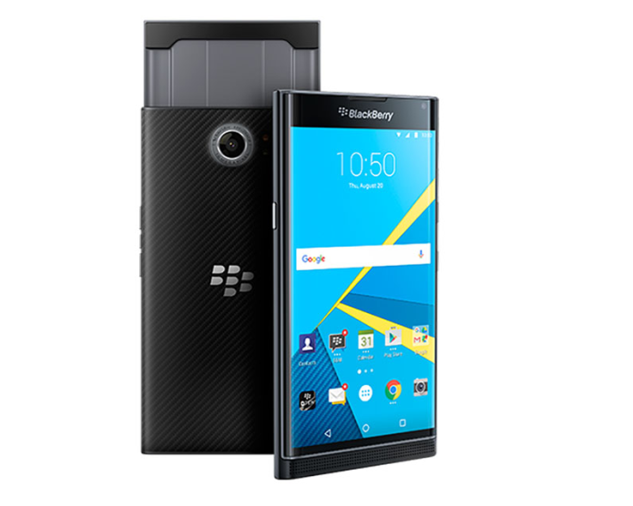 BlackBerry Priv US pre-order page pulled, details revealed