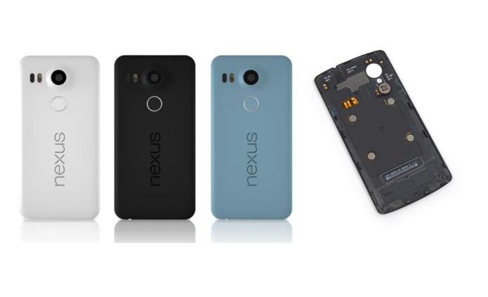 iFixit's Nexus 5X verdict: easy peasy to repair