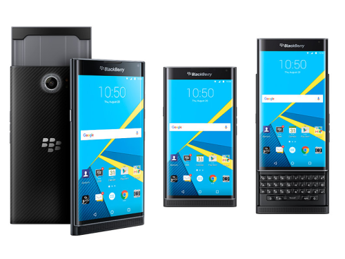BlackBerry Priv up for preorder, Android slider for $699