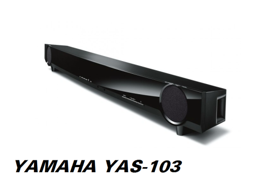 Yamaha YAS-103 review