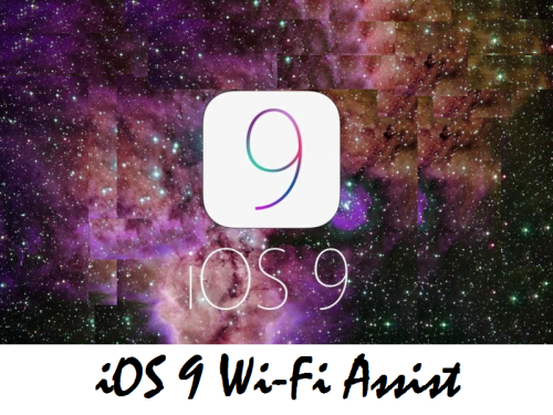 Apple being sued over iOS 9 Wi-Fi Assist feature