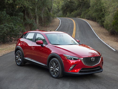 2016 Mazda CX-3: A Crossover That Deserves the GT Badge
