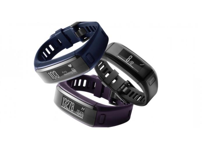 Garmin unveils new Vivosmart fitness wearable, Index Smart Scale