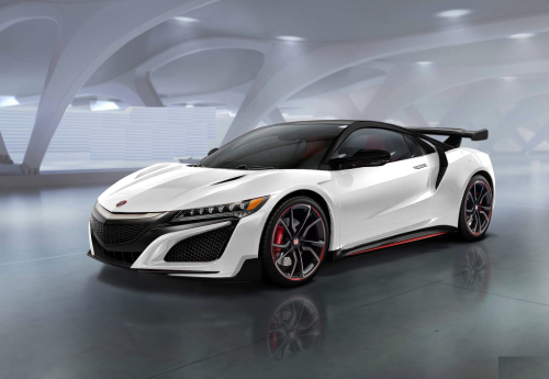 2017 Acura NSX First Drive Preview