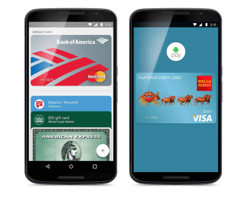 Loyalty rewards coming to Android Pay as push to raise awareness kicks in