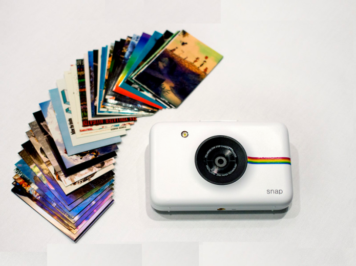 Polaroid Snap now available for purchase