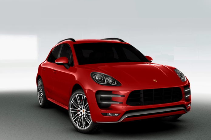Porsche Macan GTS powered by 3.0L twin-turbo 360hp V6
